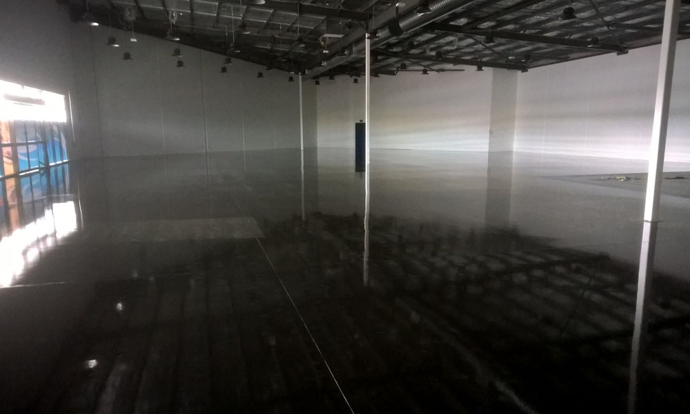 Newcastle National Retail Store Safe Guard Flooring